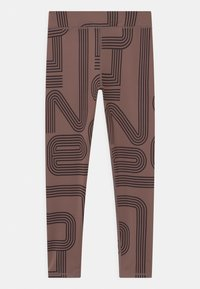 ONLY Play - TRAIN GIRLS - Medias - deep taupe/black - 0