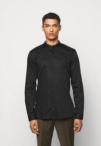 HUGO - ENRIQUE - Camicia - black - 0