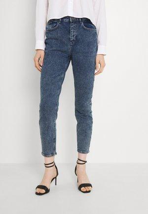 NMKATY - Jeans Tapered Fit - medium blue denim