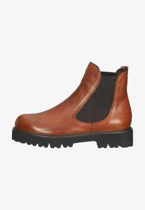 Ankle boot - ginger cannella