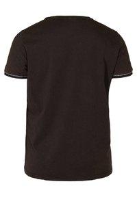 Zizzi - Print T-shirt - black - 5