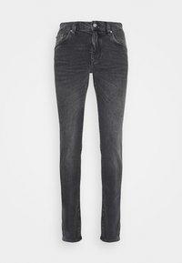 J.LINDEBERG - JAY SLATE WASHED JEANS - Slim fit jeans - black - 0