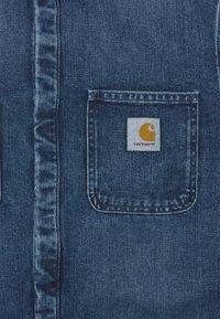 Carhartt WIP - SALINAC JAC MAITLAND - Shirt - blue mid worn wash - 2