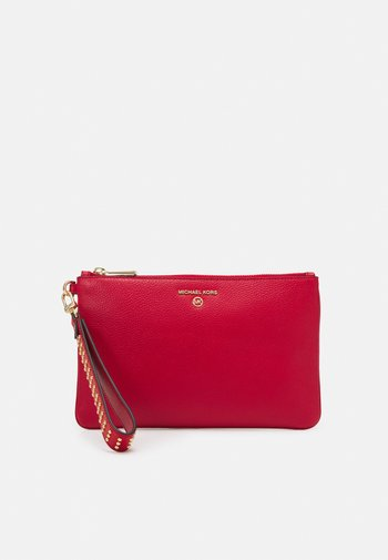 JET SET BRACELET - Monedero - bright red