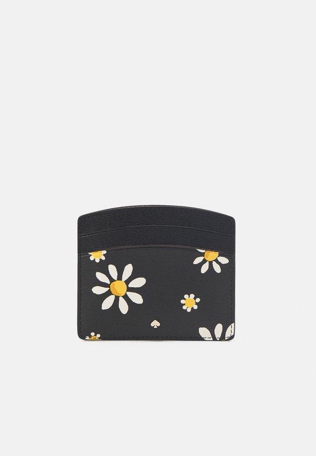 CARD HOLDER - Lommebok - black/multi