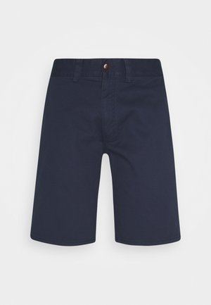 DOBBY CHINO - Shorts - twilight navy