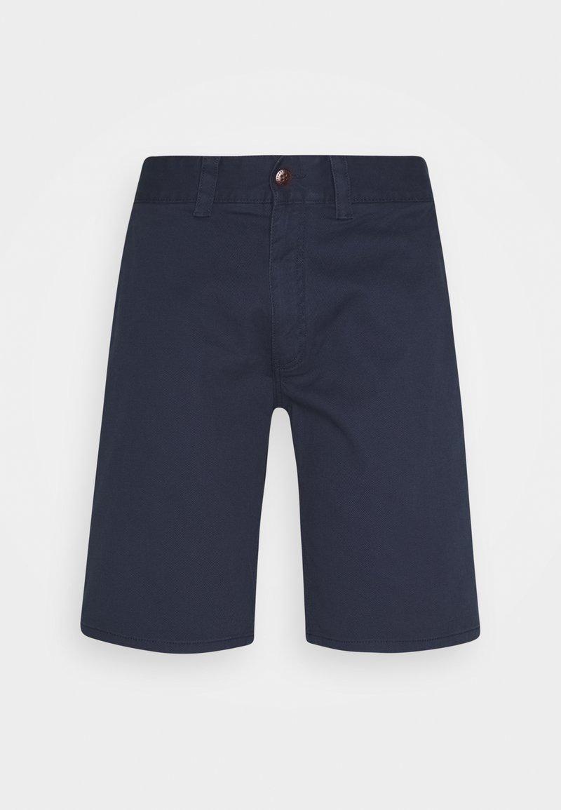 Tommy Jeans - DOBBY CHINO - Shorts - twilight navy