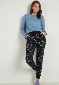 Tezenis - Pyjama top - blau - 045u - sky blue - 1