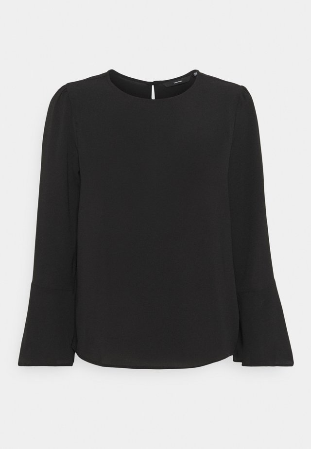 VMSAGA BELL SLEEVE - Blouse - black