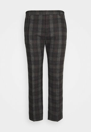 SHELDON TROUSER PLUS - Broek - charcoal
