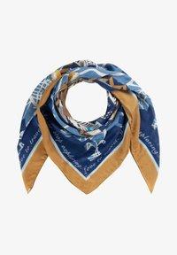 Codello - Foulard - dark blue/yellow - 0