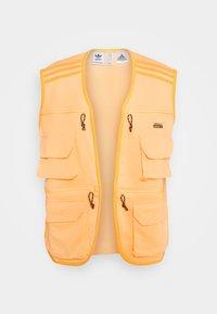 adidas Originals - Waistcoat - acid orange - 6