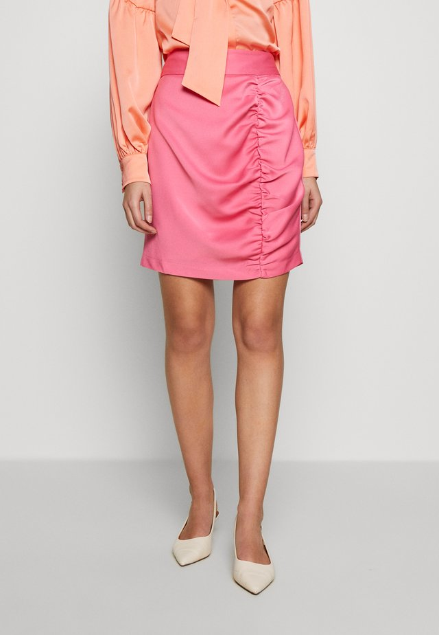 RITZCRAS SKIRT - Gonna a campana - hot pink