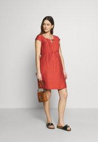 Pomkin - ESTELLE - Day dress - terracotta - 1