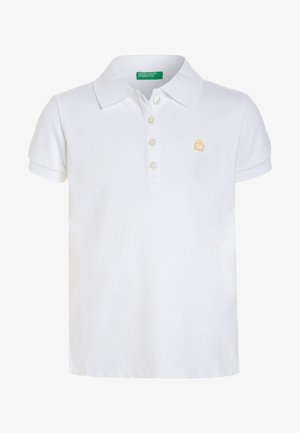 BASIC - Koszulka polo - white
