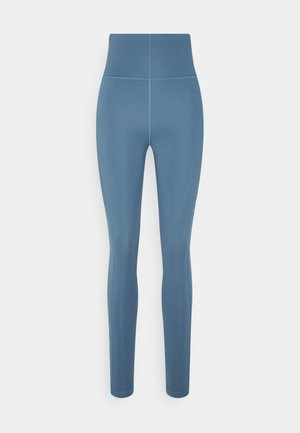 THE EVERYTHING POCKET - Leggings - blue