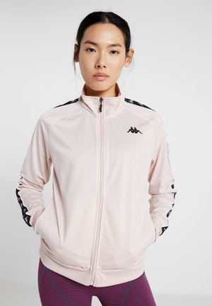 FAYA - Training jacket - sepia rose