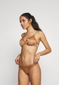 Gossard - GLOSSIES - Underwired bra - bronze - 3