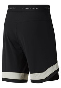 Reebok - COMBAT BOXING SHORTS - Sports shorts - black - 1