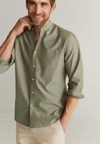 Mango - JACKSON - Shirt - khaki - 3