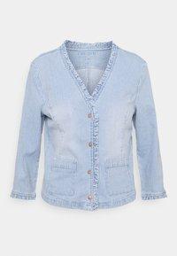 Cream - Denim jacket - blue/milkboy - 0