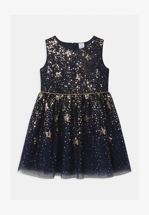 MINI EVELYN - Vestito elegante - navy