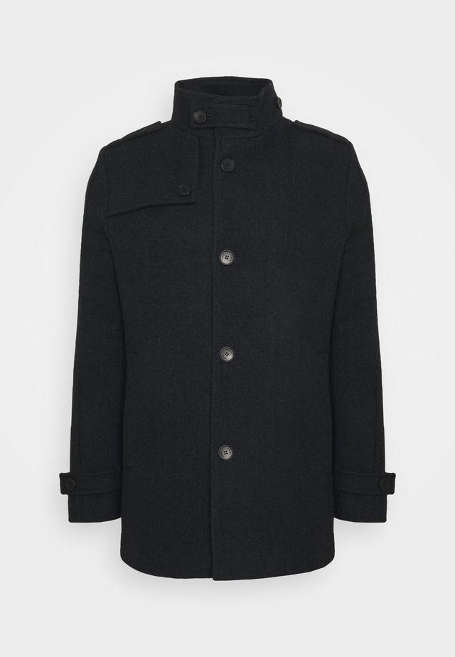 GORDON COAT - Abrigo - dark blue