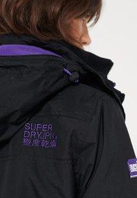 Superdry - Veste légère - black/violet - 2
