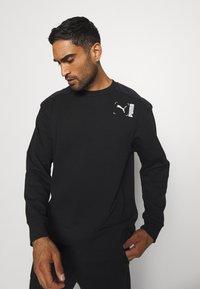 Puma - CREW - Sweatshirt - black - 3