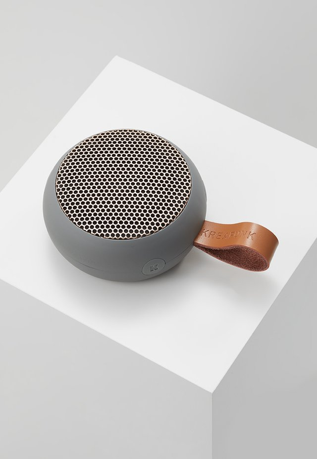AGO - Speaker - cool grey/rose gold