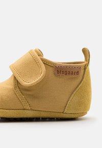 Bisgaard - BABY UNISEX - First shoes - mustard - 5