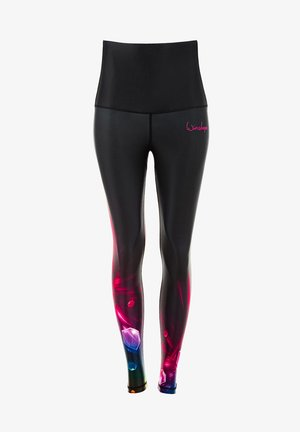 HWL102 COSMIC HIGH WAIST -TIGHTS - Leggings - cosmic
