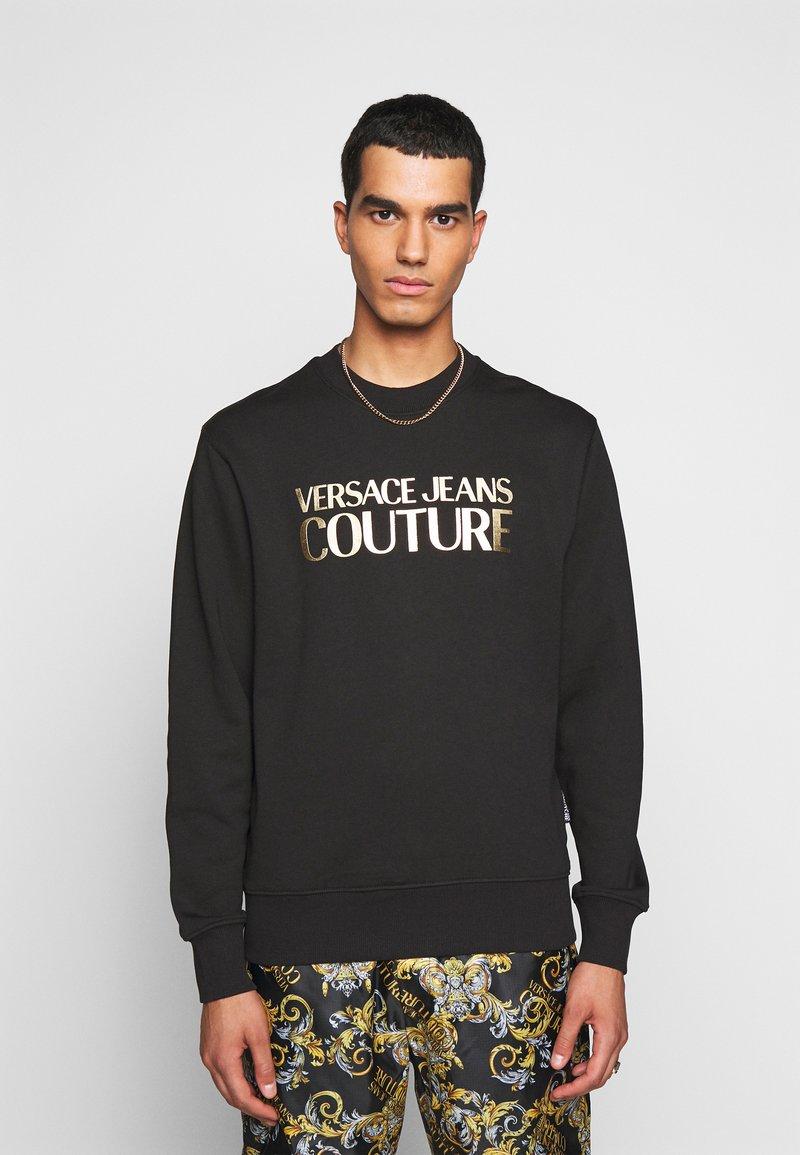 Versace Jeans Couture - FELPA - Sweatshirt - black
