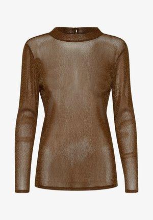 DELILASZ  - Blouse - friar brown