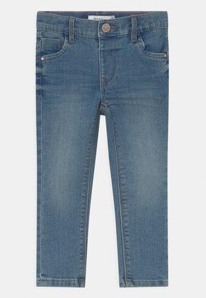 NMFPOLLY - Jeans Slim Fit - medium blue denim