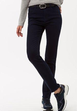 STYLE CAROLA - Jeans slim fit - clean dark blue