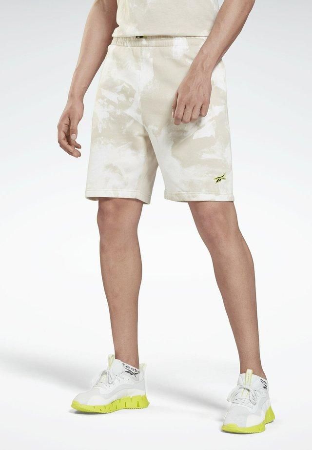Pantaloncini sportivi - beige