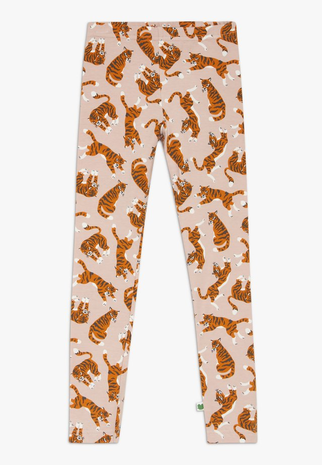 TIGER  - Leggings - Hosen - rose