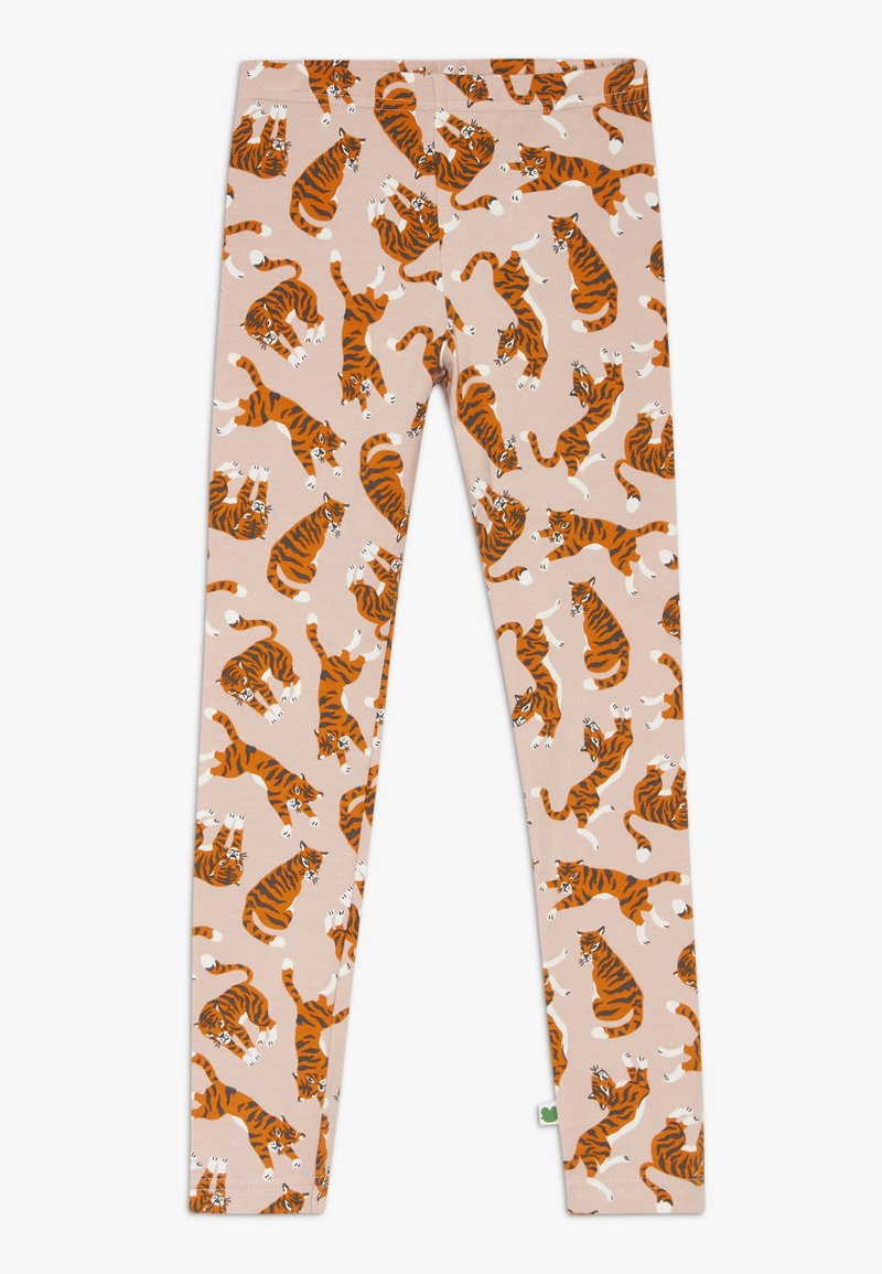 Fred's World by GREEN COTTON - TIGER  - Legging - rose