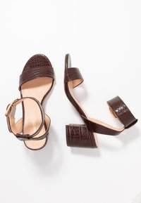 Even&Odd - Sandalias - brown - 3