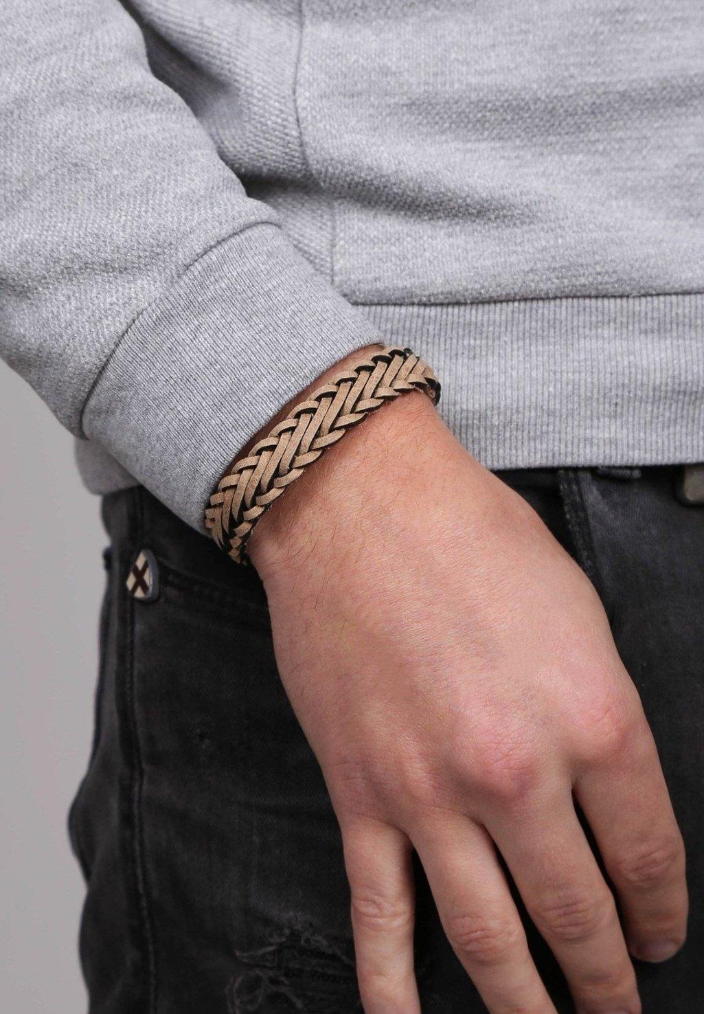 Herren GEVLOCHTEN - Armband