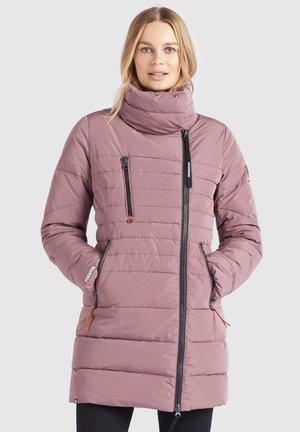 GEMMANA - Winter coat - beige-rosa