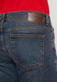 Pier One - Straight leg jeans - blue denim - 5