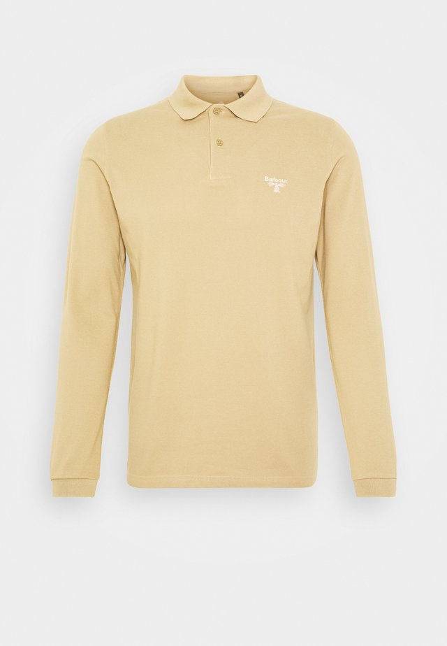 Polo shirt - kelp