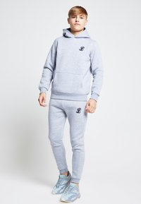 SIKSILK - LONDON - Hoodie - grey marl - 1