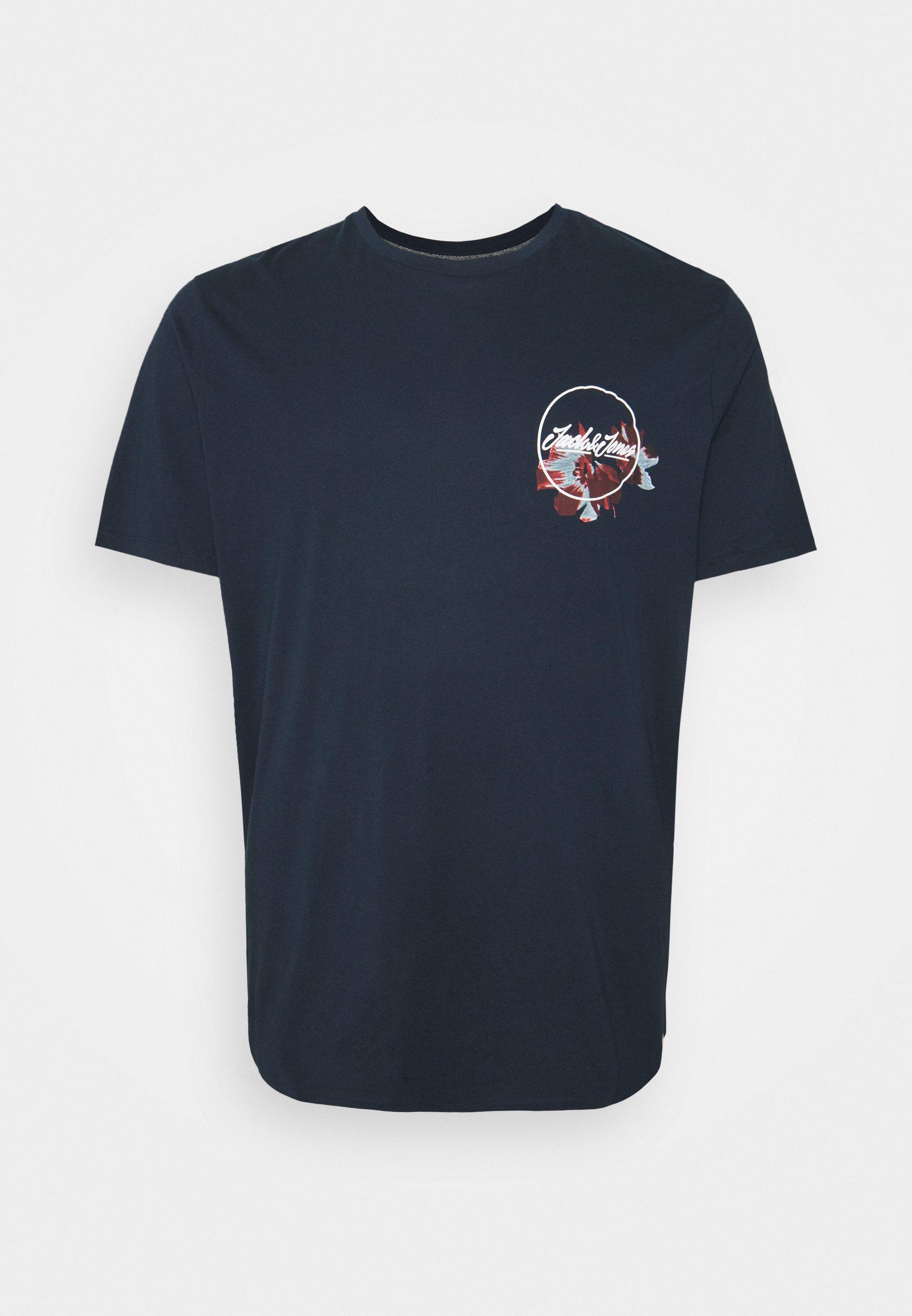 Herren JORCALIFLOMAX TEE  - T-Shirt print