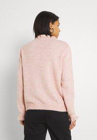 Trendyol - Cardigan - powder pink - 2