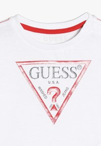 Guess - CORE BABY - Long sleeved top - true white - 3