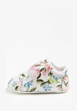 Chaussons - blumenmuster