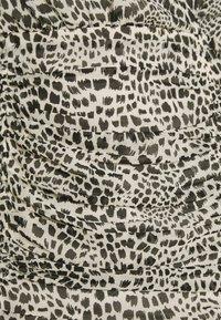 Gina Tricot - MICHELLE DRESS - Cocktail dress / Party dress - white spot - 6